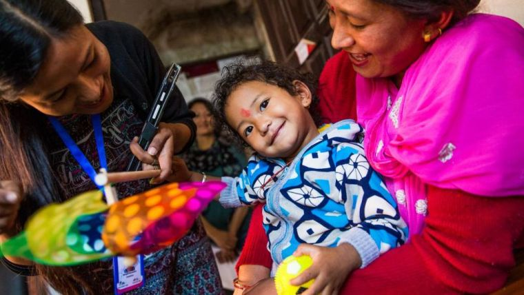 A large field study of typhoid conjugate vaccine (TCV) in Nepal has shown a single dose to be safe and effective in reducing typhoid in children aged 9 months to <16 years in an endemic setting.