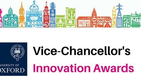 VC's Innovation Awards logo