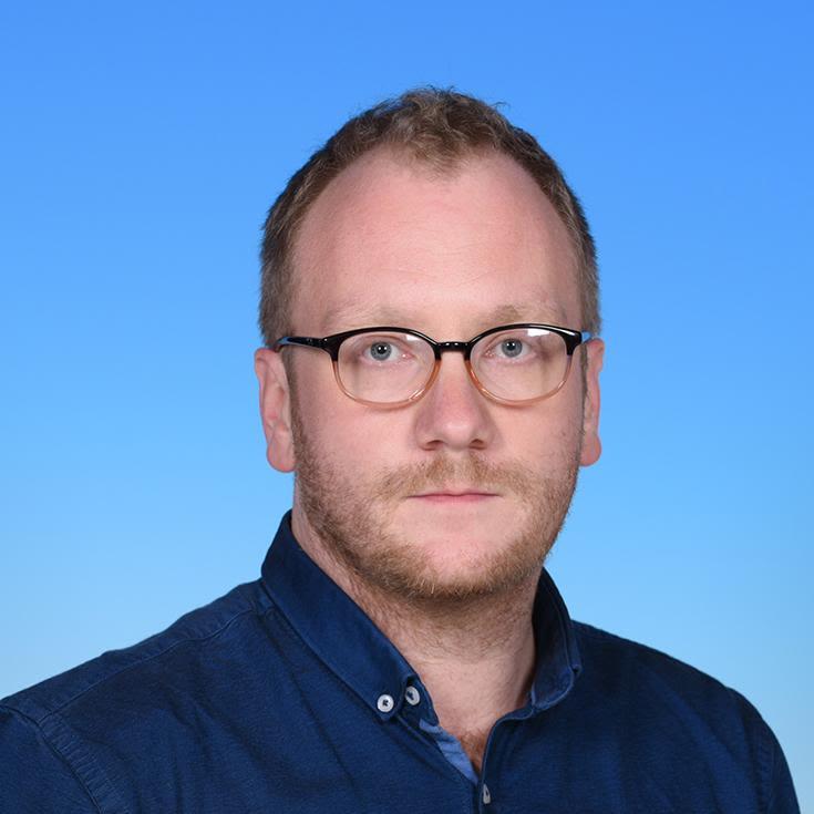 Stuart Gietel-Basten