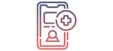 All projects using apps, databases or other digital health means
