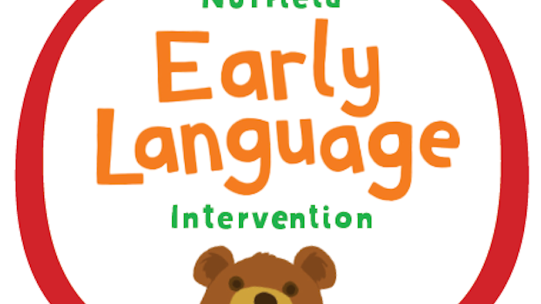 Logo for Early Language Intervention