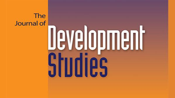 Cover image of the Journal of Development Studies