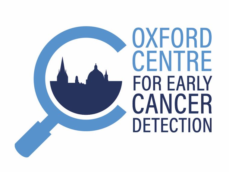 Oxford Centre for Early Cancer Detection logo