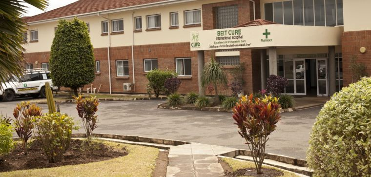 Beit CURE International Hospital, Malawi, one of our main research partners