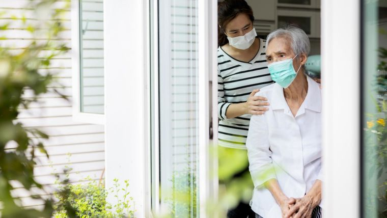 COVID-19 treatments in care homes