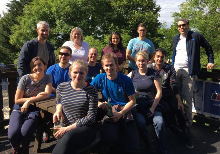 The Translational Neuroimaging Group retreat, 2016