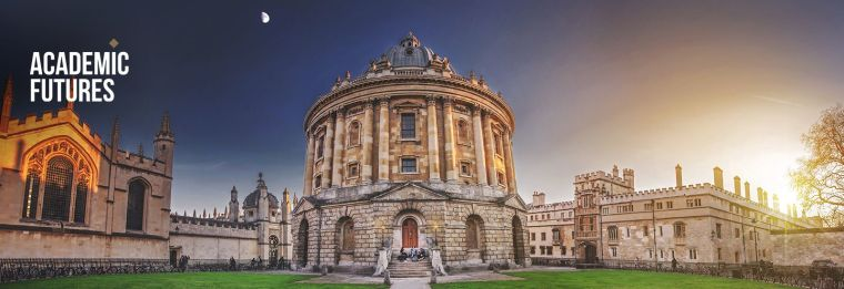 Photo of Sheldonian at Oxford University