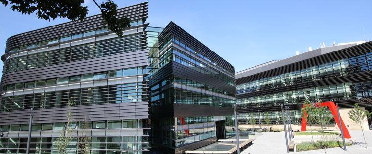 BDI/NDPH building in Oxford