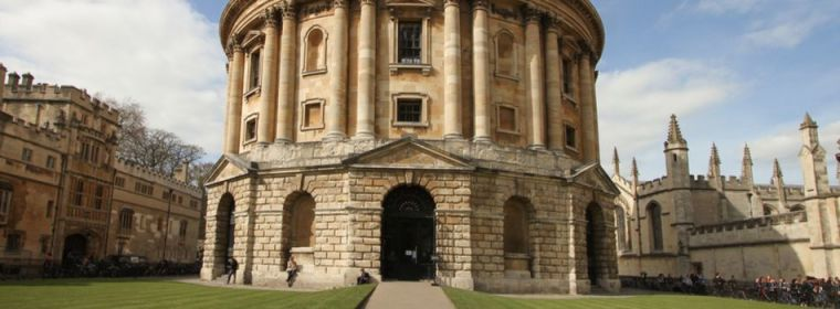 The Radcliffe Camera, Library in Oxford University