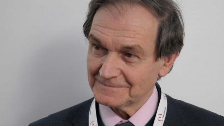 Professor Roger Penrose
