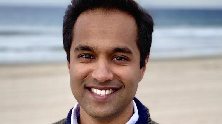 Rahul Ravindran portrait