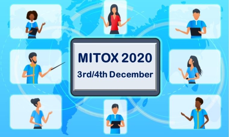 The Nuffield Department of Women's & Reproductive Health invites you to MitOX 2020 - a two day virtual conference for researchers with an interest in mitochondria from academia and pharma, held on Thursday 3rd and Friday 4th December 2020. Book online now