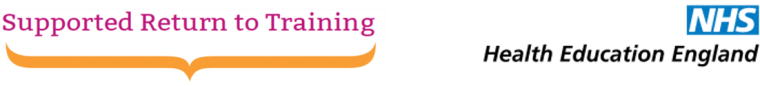 Supported Return To Training and HEETV logo