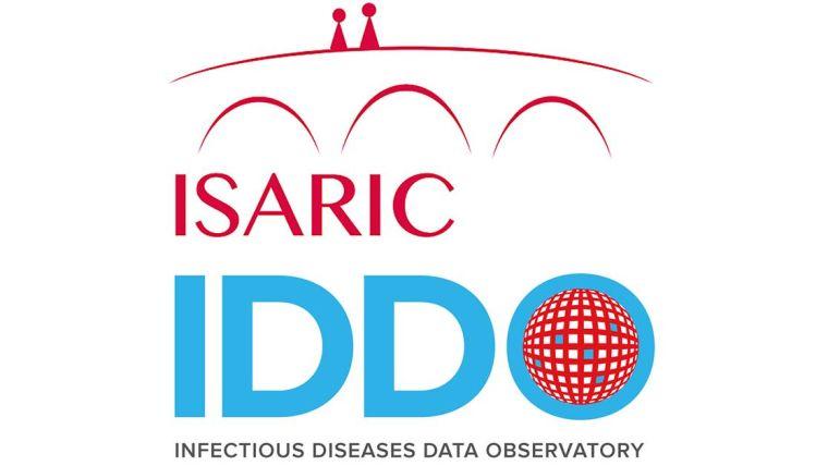 ISARIC and IDDO logos