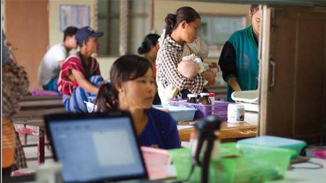 Picturing health making malaria visible in asia pacific