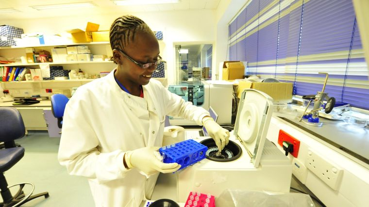 The KEMRI-Wellcome Trust Research Programme is a partnership between the Kenya Medical Research Institute, the Wellcome Trust and the University of Oxford. The Programme has grown from a small group to a facility hosting over 100 research scientists and 700 support staff working across Kenya, Uganda and the region.