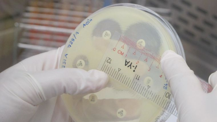Multidrug resistant bacterial infections increasing in thailand and likely elsewhere in asia