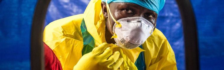Blood plasma ebola jan 16