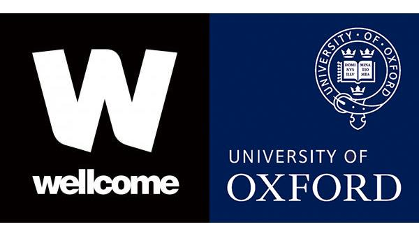 Wellcome and University of Oxford logos