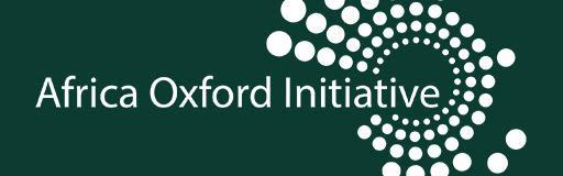AfOx (Africa Oxford Iniciative) logo