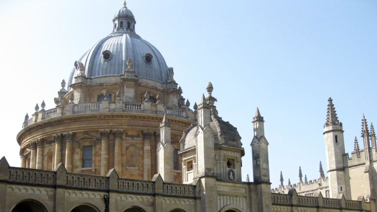 Oxford ranked worlds best university for the third year running