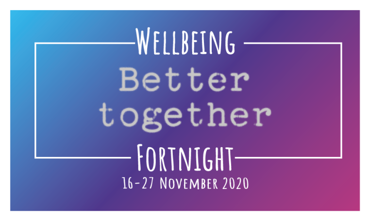 Better Together Wellbeing Fortnight image