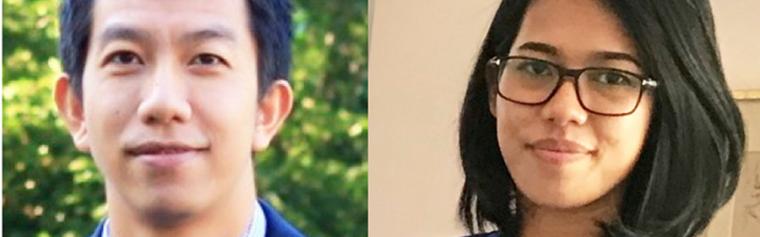 Dr Myo Maung Maung Swe and Htet Htet Aung