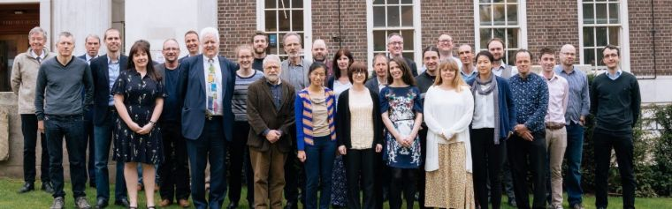 Image of the S:CORT team together in Oxford