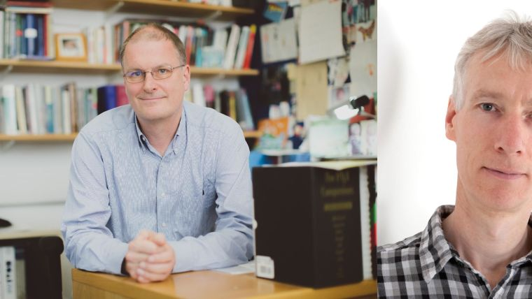Professor Mike Wooldridge and Professor Ian Horrocks