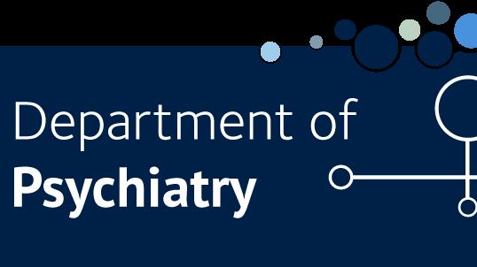 Department of Psychiatry logo