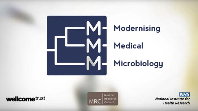 Modernising, Medical and Microbiology podcast screenshot