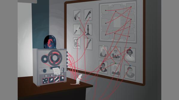Graphical representation of scientific model