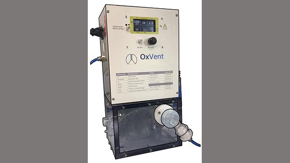 The Oxford ventilator
