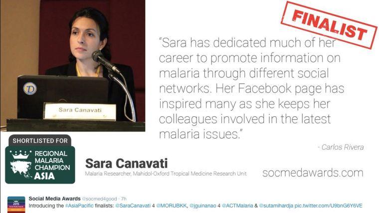 Sara Canavati