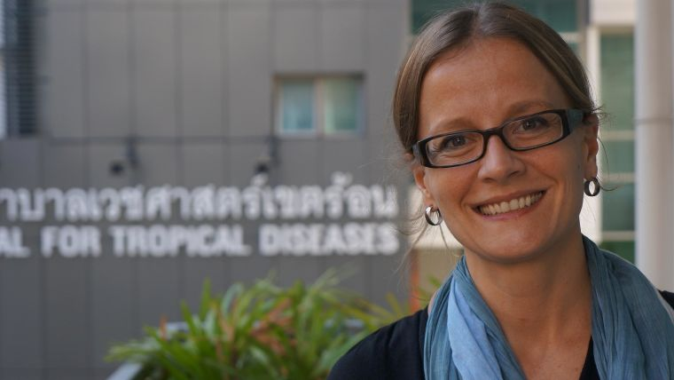Katherine plewes earns canadian grant for kimoru based study