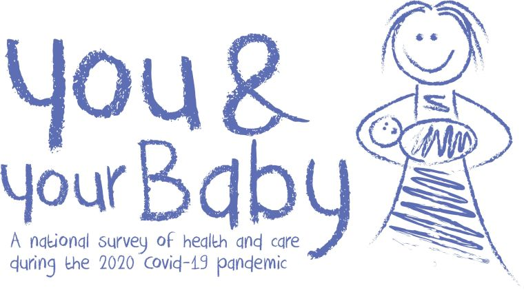 Image of the you and your baby 2020 survey cover.