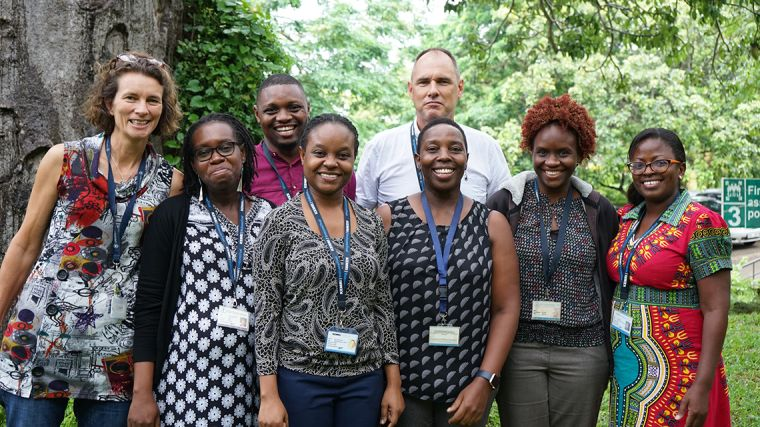 PER award Kenya 2019 group
