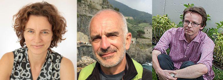 Sassy Molyneux, Piero Olliaro, Ben Cooper