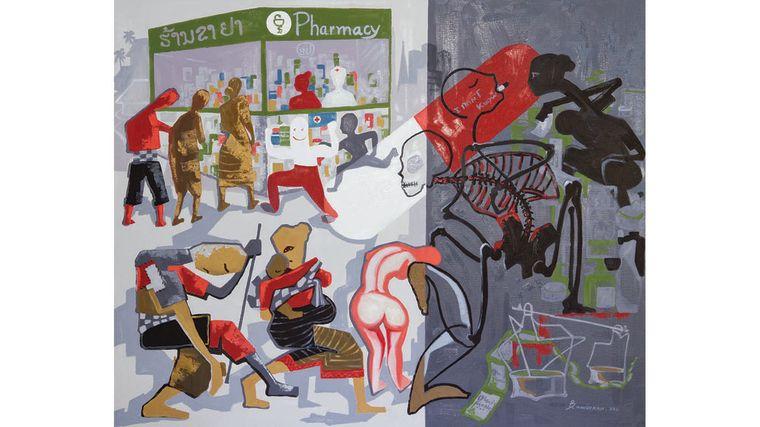 Pharmacide art oct19