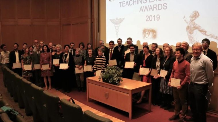 Msc in international health and tropical medicine well represented at the medical sciences divisional 2019 teaching awards