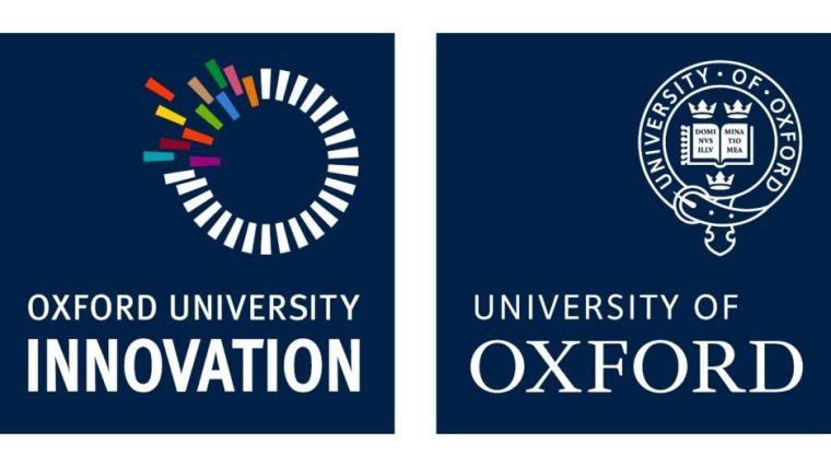 Oxford University Innovation and Oxford University logos