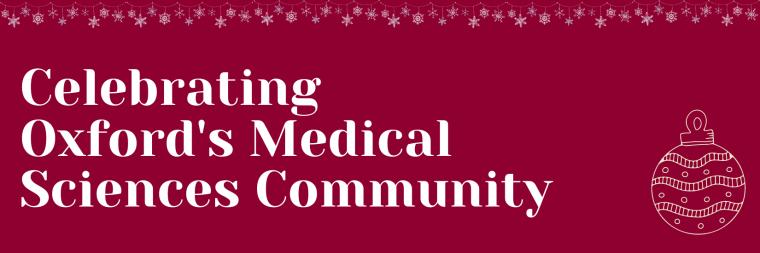 Celebrating Oxford's Medical Sciences Community