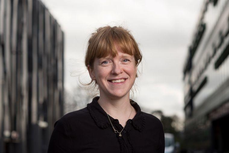 PepGen CEO Caroline Godfrey profile image
