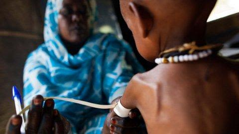 Complex interactions between malaria and malnutrition