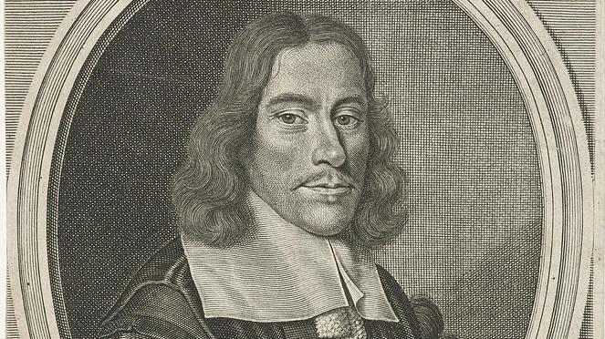 Engraving of Thomas Willis