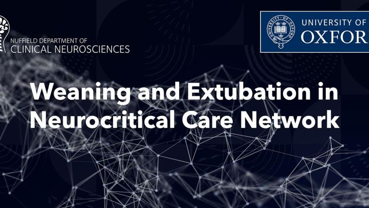 Weaning and Extubation in Neurocritical Care Network banner
