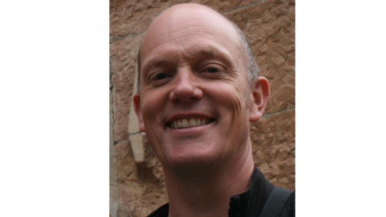 Headshot of Matthew Rushworth