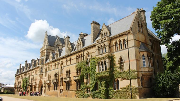 Oxford University building
