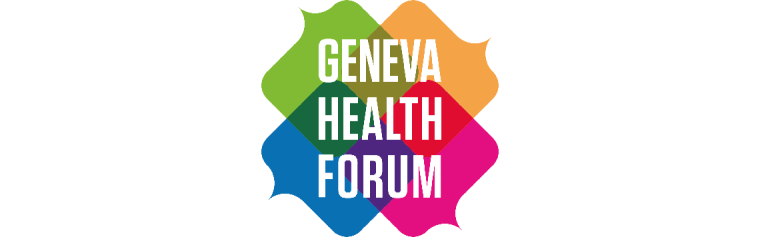 Geneva Health Forum logo