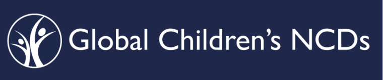 The Global Health Research Group on Children's Non-Communicable Diseases (Global Children's NCDs) logo